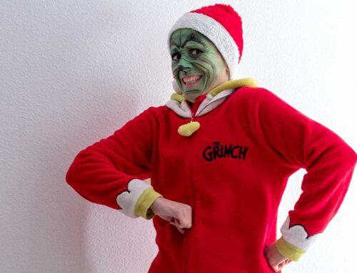 ¿Cómo maquillarse de El Grinch?